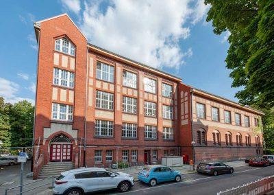 Comenius-Schule, Gieselerstraße 4, 10713 Berlin